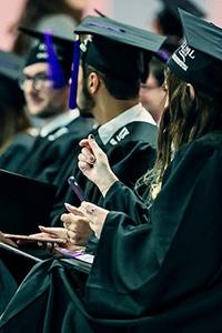 Cérémonie diplôme