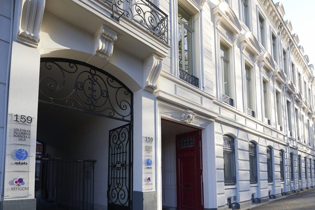 Campus à Lille de L'EIML Paris
