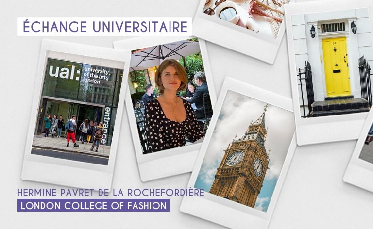 London College of Fashion - EIML Paris