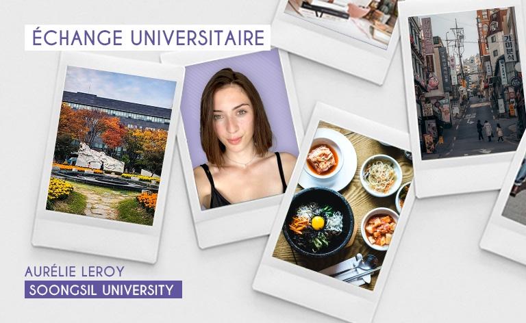 Echange universitaire Soongsil University EIML Paris