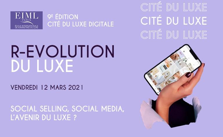 Cité du luxe 9e édition
