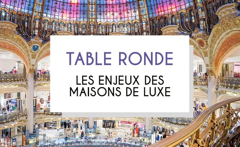 Visuel Table Ronde du Luxe
