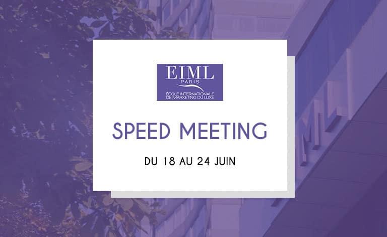 Visuel actualité Speed Meeting juin