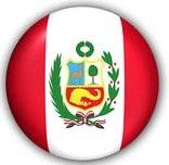 Drapeau du Pérou