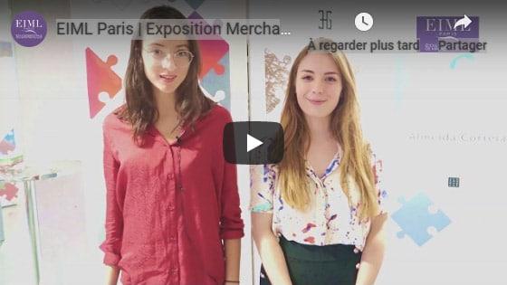 EIML Paris | Exposition Merchandising - Promotion 2019
