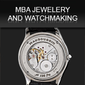 MBA Luxe Jewelery and Watchmaking