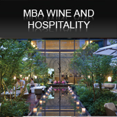 MBA Luxe Wine and Hospitality