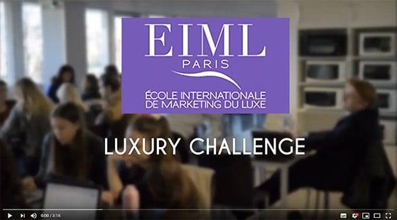 EIML Paris | Luxury Challenge 2020