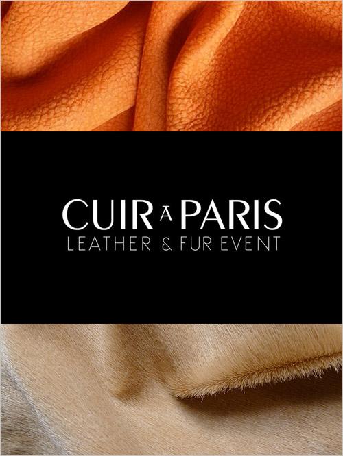 Visite du Salon Le Cuir à Paris EIML Paris