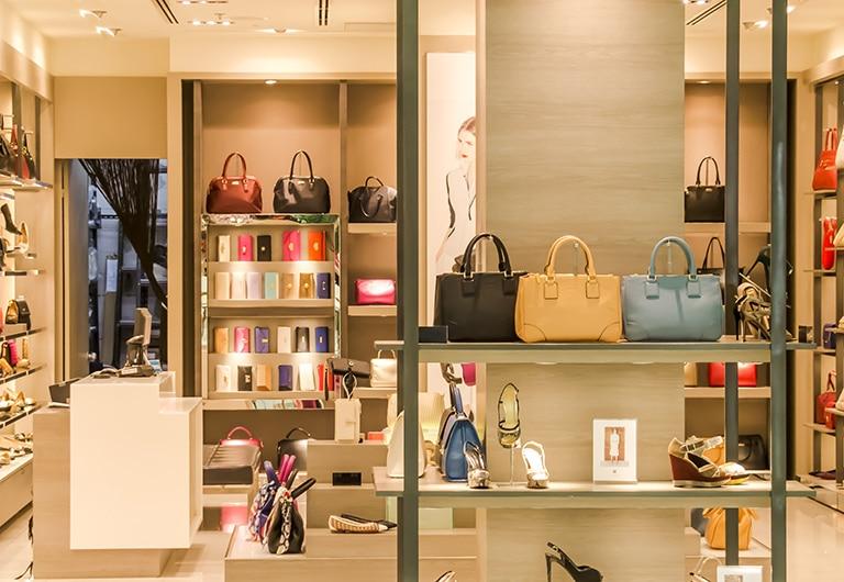 Débouchés secteur du luxe